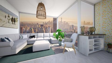 oy - Living room  - by Mesimumm