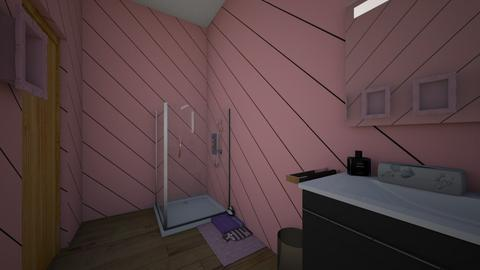 House number 1 - Glamour - Bedroom  - by simran_da_unicorn