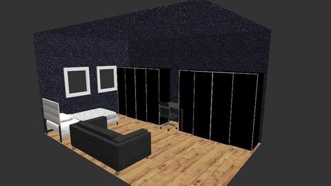 my room uwu - Bedroom  - by ArchKeyboard734