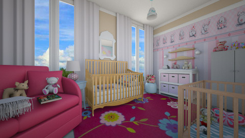 Baby room2 - Kids room  - by milyca8