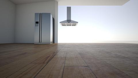 Kitchen Pedroucos - Modern - Kitchen  - by MTSConstrucoes