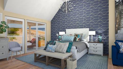 Newport Bedroom - Bedroom - by paluvica