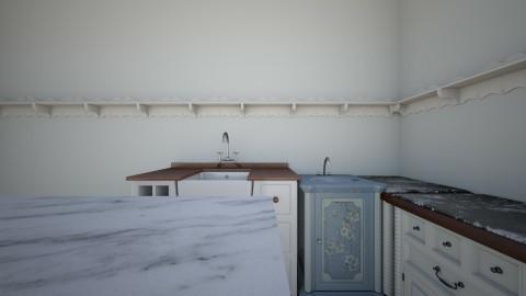 kitchen - Classic - Kitchen  - by hahagirl149