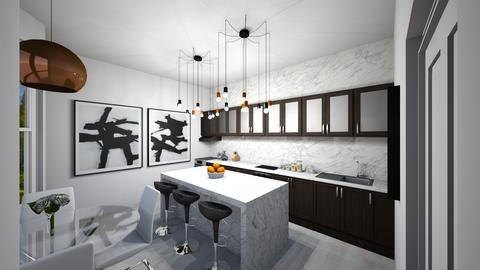 McGee Kitchen - Modern - Kitchen  - by 136402