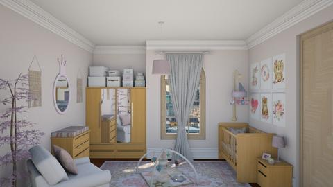 Nursery - Kids room - by Larcho1996