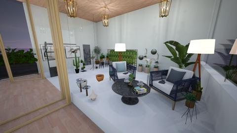 Indoor Plant Room - Garden  - by jafta