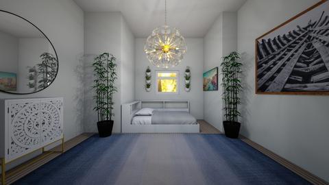 10 min room - Bedroom  - by Skwood