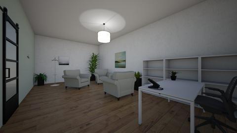 poradenska miestnost - Minimal - Office  - by ver0nnie