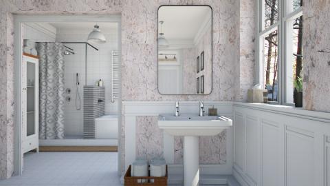 Virtual Bath - Bathroom  - by Sama Elhendy