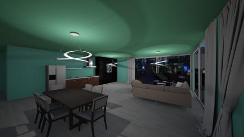 Open Floorplan  - by Ayayako