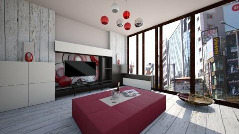 rbr - Modern - Living room - by idna