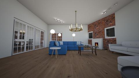 ARTISAN FLOORING  LIVING - Rustic - Living room  - by JaidenLegg