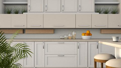 Sandy - Modern - Kitchen  - by millerfam