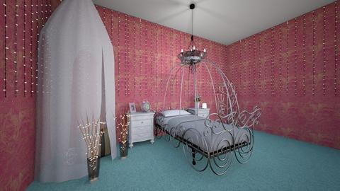 girls room - by Macie_123