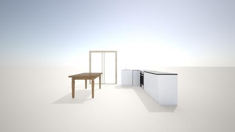 wider - Kitchen  - by colrobinson