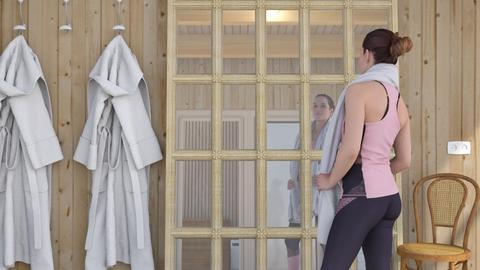 Sauna - Modern - Bathroom  - by HenkRetro1960