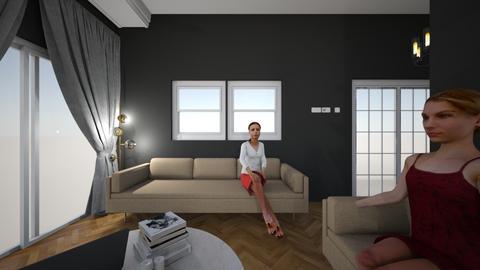 design 1 - Modern - by Syarahshfl