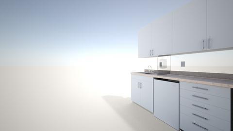 kitchen architect - Kitchen  - by Zaroon Masoodi