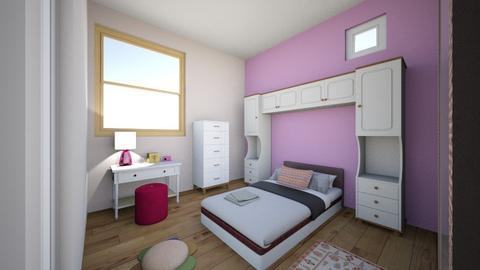 habq - Minimal - Bedroom  - by natymoon