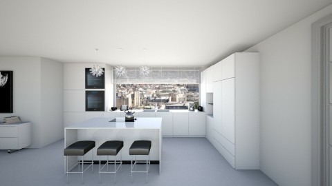 kitchen 2 - Modern - Kitchen - by luciajaimedc