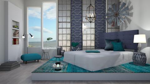 M_ TM - Bedroom - by milyca8