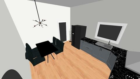 dining room - Kitchen  - by Interorbyjosse