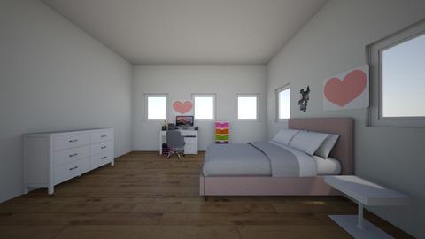Teen room  - Kids room  - by amariwise