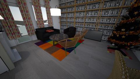 lakas - Bedroom  - by herboly