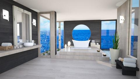 Relaxing Bathroom - Bathroom  - by Avalonme