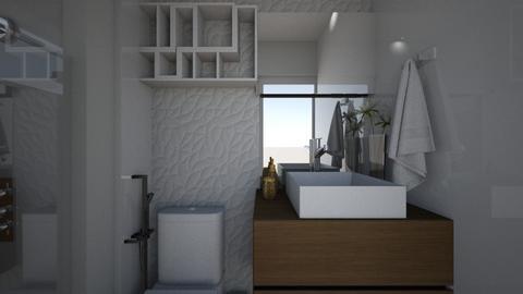 SUITE1 - Bathroom - by gisigoli