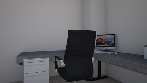 habitacio ordinador - Modern - Bedroom  - by janpetit1