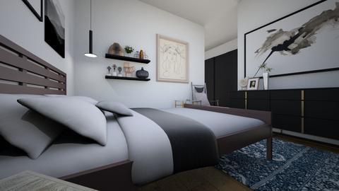 BEDROOM - Modern - Bedroom  - by Nitzan Rotshild