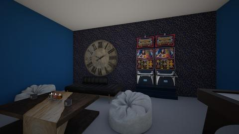 jesses room - Living room  - by crack_unicorn23