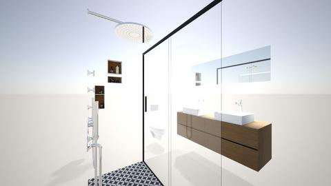 Badkamer 1 - Bathroom - by lips0132