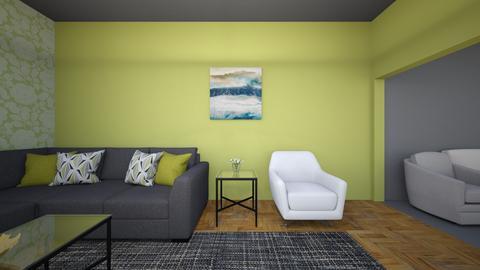 living room 1 - Living room - by memosa