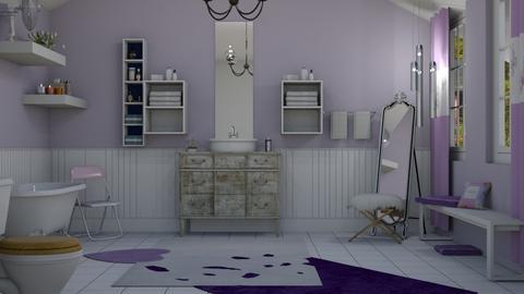 lavander - by pachecosilv