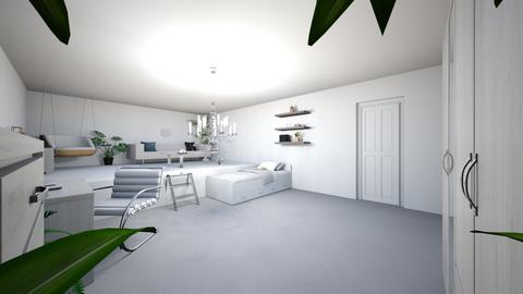Dream Room - Modern - Bedroom  - by khayla simpson