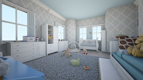 BABY room picture 3 - Kids room  - by Lauris Osorio