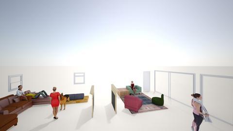 living room basic - Living room  - by missymarieke
