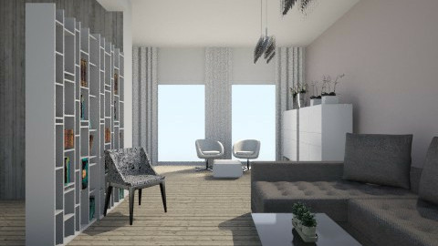 living - Living room  - by rockytalita