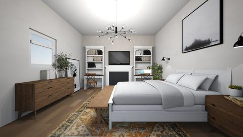 Another Dream Room - Minimal - Bedroom  - by daly5436