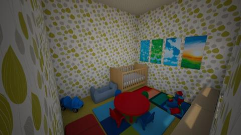 Kids room - Classic - Bedroom - by hello4355