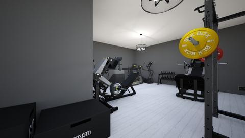 Gym - Modern - by charlotteeichman2007