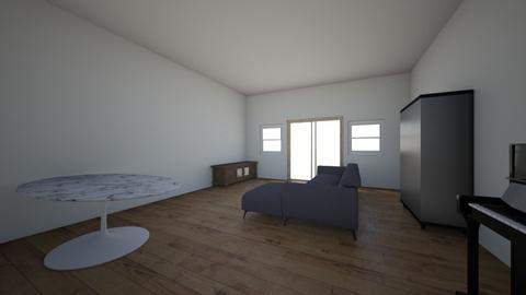 Woonkamer optie 1 - Living room  - by Geraldine12