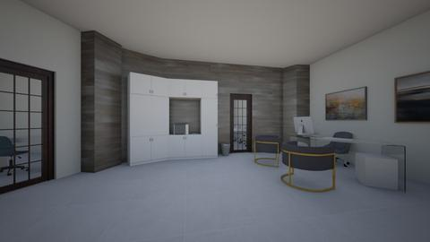 Another office - Modern - Office  - by Idkwhy