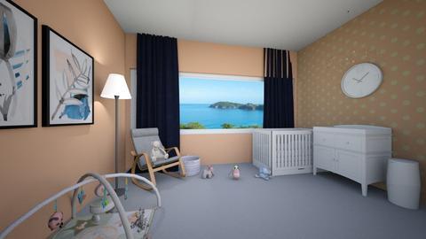 baby girl bedroom - Kids room - by alas9775csd
