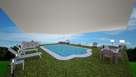 valerie piscina - Garden - by varrieta_1