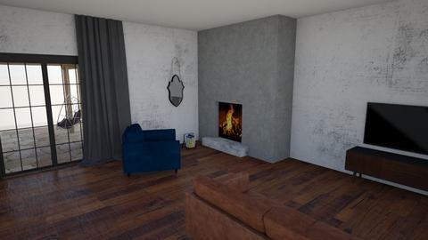 srg - Living room  - by TRMVM