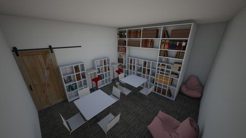 class - Modern - Office  - by roux