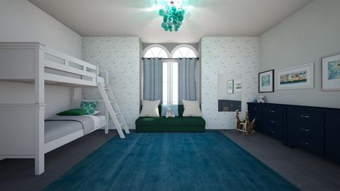 Kids Room - Kids room  - by PaigeKerkhoff